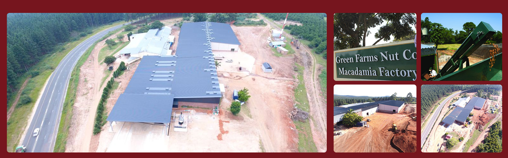iKotwe Construction - Green Farms Nut Co White River