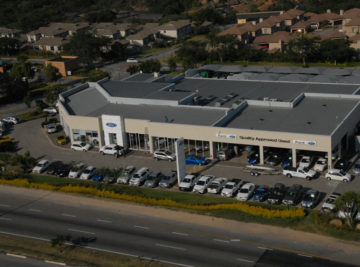 Ford/Mazda Dealership & Showroom Nelspruit