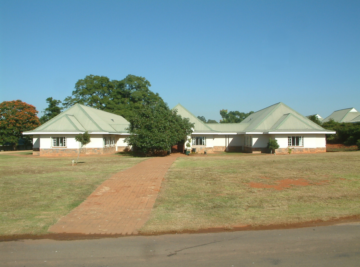 """Uplands College Hostel White River"""